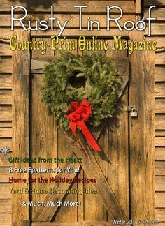 Great little online magazine.  I found them through Facebook.