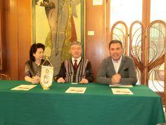 Nino Marazzita alla serata di gala del Rotary Club Chieti VIDEO