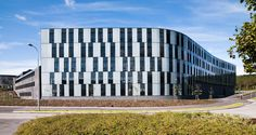 The Petroleum Directorate and the Petroleum Safety Authority | Link Arkitektur; Photo: Hundven-Clements Photography/Morten Berentsen | Archinect