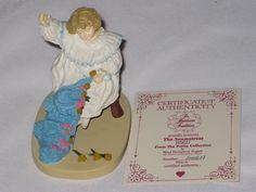 1991 The Seamstress H5627 Maud Humphrey Bogart Figurine COA 600H Limited Edition picclick.com