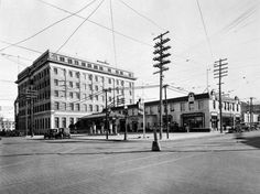 Prince Edward Hotel, Brandon, Manitoba History Historic Historical Old Vintage Photos Photographs Pics Pictures West Western Canada Settlement Prairies