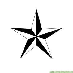 black nautical star clip art vector clip art online royalty rh pinterest com