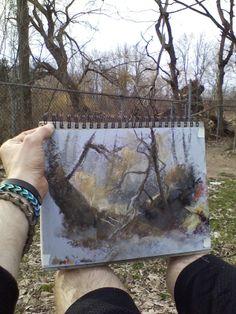 Zac Retz Art: Pastels