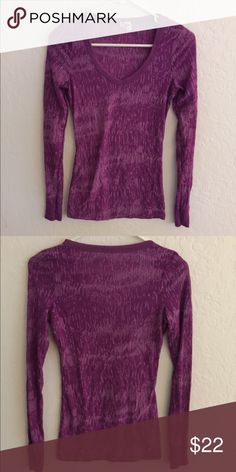 53dff304a0 Spotted while shopping on Poshmark  BKE long sleeve purple top!  poshmark   fashion  shopping  style  BKE  Tops