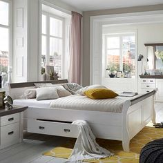 Home Affaire Bett Madrid In 2019 Country Style Bett Home