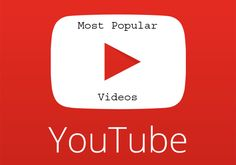 List of Most Viewed YouTube Music Videos of All Time: Yes here is a huge list of most popular Youtube videos. You can watch all the videos on Youtube. This list has collected from Wikipedia. Must check all the videos  Most Viewed YouTube Music Videos of All Time  List of Most Viewed YouTube Music Videos of All Time  List of Most Viewed YouTube Music Videos of All Time  Rank  Video name  Uploader / artist  Views (billions)  Upload date  1.  Despacito  Luis FonsifeaturingDaddy Yankee  4.49…