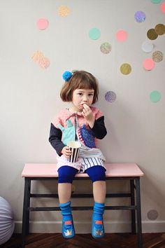 The Delightfully Different Annika   Little Gatherer