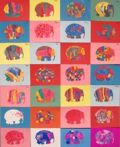 Elmer class patchwork