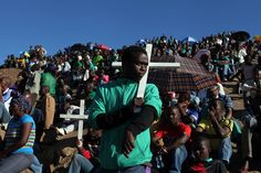 Killing of Strikers Alters South Africa Politics - NYTimes.com