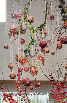 Showroom in kerstsfeer - Oogenlust