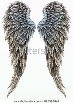 Tattoos And Body Art angel wings tattoo Backpiece Tattoo, Mädchen Tattoo, Hanya Tattoo, Piercing Tattoo, Body Art Tattoos, Cool Tattoos, Tattoo Wings, Star Tattoos, Tattoo Music