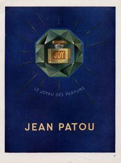 JEAN PATOU -- Joy (1946)