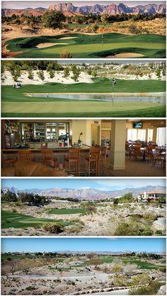 Golf Las Vegas: Badlands