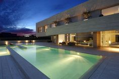 Modern Villa in Madrid