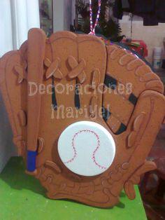 Piñata guante de Beisbol