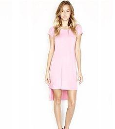 Lauren Moshi Short Sleeve Dress #GuysNGals #Styleshack #Lauren Moshi