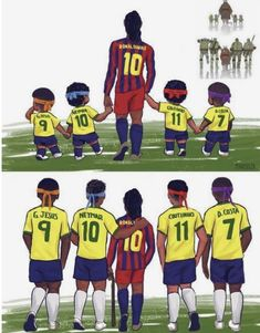 Ronaldinho Neymar ve Diğer Arkadaşları First Football, Best Football Players, Football Is Life, Football Gif, World Football, Soccer Players, Football Videos, Football Quotes, Cr7 Messi