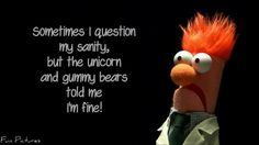 Humor, jokes, funny memes and other crazy stuff. Infp, Beaker Muppets, Really Funny Quotes, Awesome Quotes, Quotes Loyalty, Fraggle Rock, The Muppet Show, Comic, Lol