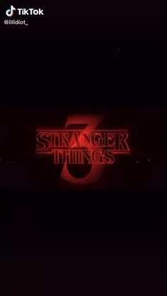 Stranger Things Premiere, Stranger Things Logo, Stranger Things Actors, Stranger Things Have Happened, Bobby Brown Stranger Things, Stranger Things Aesthetic, Stranger Things Netflix, Wow Video, Enola Holmes