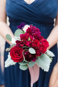 Elegant touches of red!   Whim Floral   Eric and Jen Photography   Camp Lucy   Wedding Venue   Destination Weddings   Hill Country   Weddings   Wedding Inspiration  