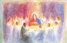 Elsa Beskow, Robert Rauschenberg, Last Supper, Gustav Klimt, Bible Art, Monet, Illustrators, Mystery, Bee