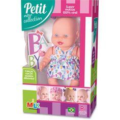 Resultado de imagem para boneca petit new collection