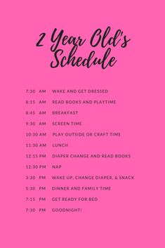 Need a schedule for your 2 year old? Here is a sample schedule! Need a schedule for your 2 year old? Here is a sample schedule! The post Need a schedule for your 2 year old? Here is a sample schedule! appeared first on Toddlers Ideas. Activities For 2 Year Olds, Toddler Learning Activities, Infant Activities, Montessori Toddler, Educational Activities, Nanny Activities, Crafts For 2 Year Olds, Babysitting Activities, Kids Crafts