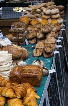 Borough Market - the world on a plate #farmersmarket #vegetables #markets