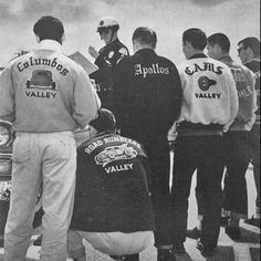 Car Club jackets