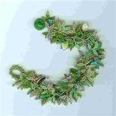 seed bead bracelet - beautiful!