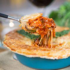 Pizza Pot Pie | Food Video