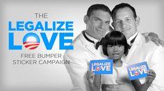 Campagna matrimoni #gay #Obama presidente #LegalizeLove