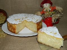 ro din-tara budinca-din-paste-cu-branza-dulce index. Good Food, Yummy Food, Dessert Recipes, Desserts, Food Art, Camembert Cheese, Biscuits, Wedding Cakes, Food And Drink