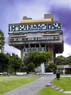 Biblioteca Nacional, Palermo, Buenos Aires, Argentina.