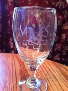 The McClanahan 7: Glass Etching