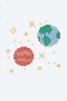 Free cross stitch chart by DMC