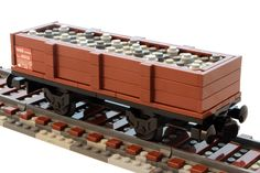 Sweet freight car.