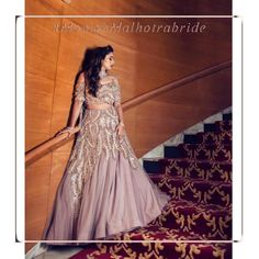 How Much Does A Manish Malhotra Lehenga Costs? Bridal Lehenga, Bridal Gowns, Manish Malhotra Lehenga, Indian Bridal Wear, Color Of The Year, Every Girl, Ultra Violet, Formal Dresses, Wedding Dresses
