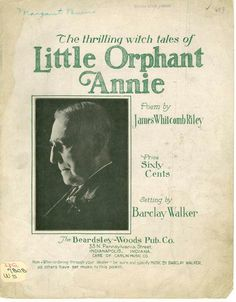 little orphant annie poem analysis