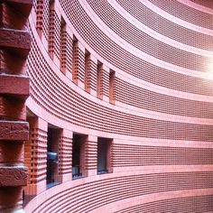 Mario Botta. Évry Cathedral