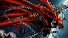 It's been a long time coming, and now Todd McFarlane has offered up the first look at his new Spawn script.