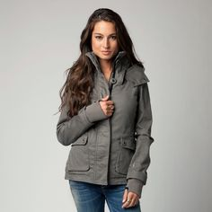 I just bought this...yaya!!!  Fox Tunnel Jacket - Fox Racing