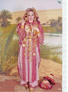 Libyan dress