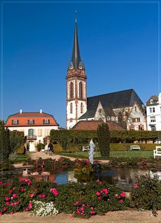 Darmstadt is a city in the Bundesland (federal state) Hesse in Germany, located in the southern part of the Rhine-Main-Area (Frankfurt Metropolitan Region). Darmstadt has a population of approximat...