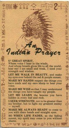 Native American Indian Wisdom                                                                                                                                                                                 More