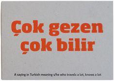 turkish saying