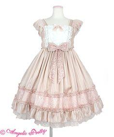 182J07-020232 イノセントLadyジャンパースカート Harajuku Fashion, Lolita Fashion, Beautiful Outfits, Cool Outfits, Shops, Angelic Pretty, Lolita Dress, Visual Kei, Couture