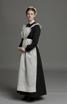 Personnages | Downton Abbey | Radio-Canada.ca
