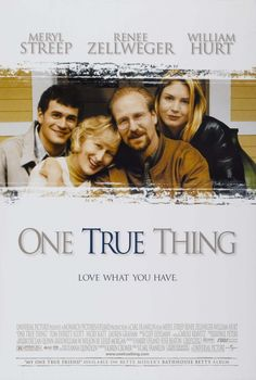 One True Thing, 1998