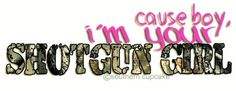 I sure am! <3 Although, I am in the drivers seat alot too! Must be why he loves me so much!